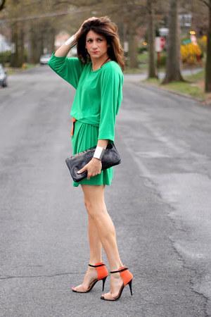 Zara heels - dress
