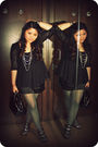 Black-urban-outfitters-top-black-forever-21-skirt-black-jeffrey-campbell-sho