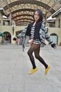 Yellow-slip-on-rubi-shoes-knit-kimono-icandy-jacket