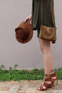 Zara-shoes-zara-purse-zara-top-forever-21-skirt-ralph-lauren-vest
