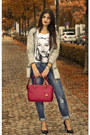 Boyfriend-jeans-mac-jeans-credi-bag-eleven-paris-t-shirt