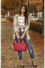 Boyfriend-jeans-mac-jeans-credi-bag-eleven-paris-t-shirt