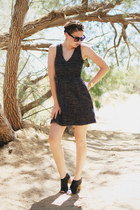 black madewell dress