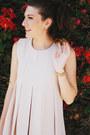 Peach-front-row-shop-dress