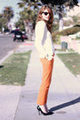 White-kntited-ana-sweater-orange-tailored-asoscom-pants
