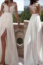 White-white-chiffon-anidress-dress