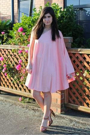 Halston Heritage dress - Miu Miu heels