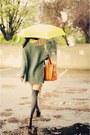 Green-allen-allen-sweater-tawny-thrifted-bag-orange-forever-21-scarf-maroo