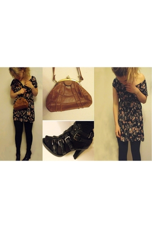 second hand dress - Deichmann shoes