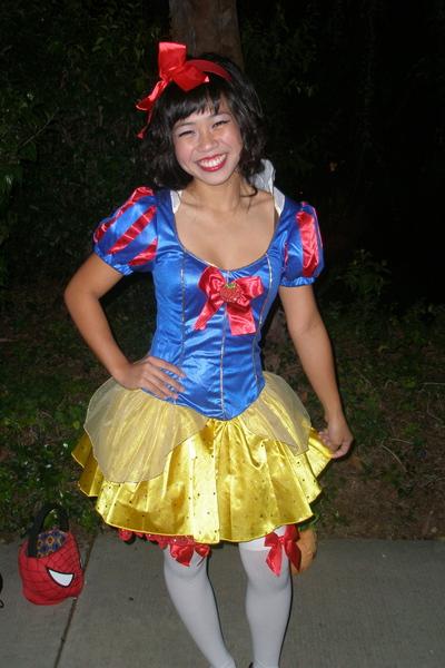 red halloween leg avenue dress