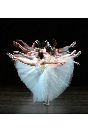 beige ballet dresses accessories