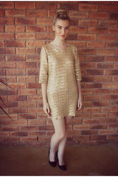 Gold Sequins Jayde Hayes Designs