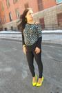 Leopard-print-tbdress-sweater-disco-pants-urban-planet-leggings
