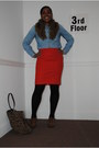 Target-bag-target-skirt-target-top-style-and-co-heels