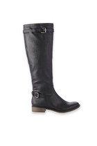 black riding boot ANA boots