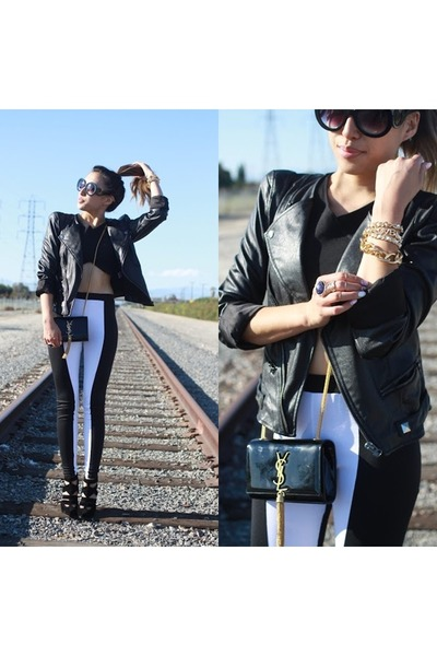 Stripes Charlotte Russe Pants, Cassandre Yves Saint Laurent Bags ...