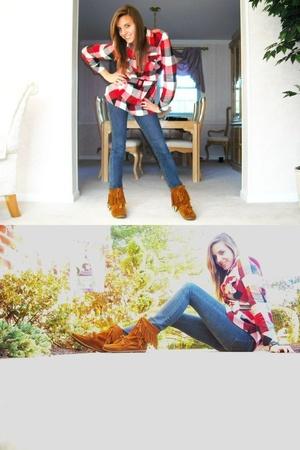 forever 21 shirt - delias jeans