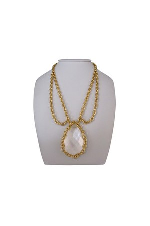 lustre necklace Jean Joaillerie necklace