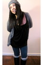 Gray-forever-21-sweater-gray-forever-21-socks-black-aldo-boots-gray-anthro