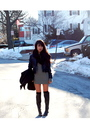 Green-rugby-ralph-lauren-dress-black-jeffrey-campbell-boots-black-jacket-
