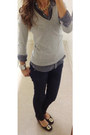 Gap-jeans-zara-sweater