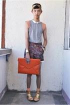 black jermey scott x swatch watch - red Punk-x-Pretty shorts