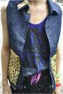 Navy-gifi-clothing-vest-black-h-m-hat-purple-gifi-clothing-top