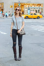 Crimson-leather-ariat-boots-black-skinny-madewell-jeans