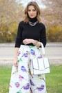 Black-turtleneck-jcrew-shirt-white-leather-brahmin-bag