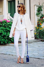 White-cocoon-talbots-coat-white-skinny-paige-denim-jeans