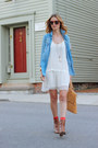Brown-ankle-boots-jcrew-boots-white-drop-waist-vintage-dress