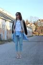Tan-linen-marshalls-jacket-sky-blue-chambray-old-navy-shirt