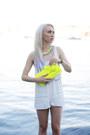Yellow-jessica-simpson-bag-white-for-elyse-romper