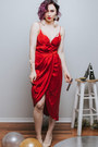 Red-zimmermann-dress