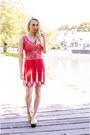Coral-quiz-clothing-dress