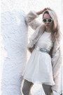 White-faux-fur-unif-jacket-white-sparkly-urban-outfitters-tights