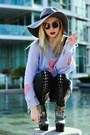 Black-jeffrey-campbell-boots-periwinkle-wool-wildfox-couture-sweater