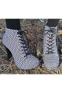 Booties-charlotte-russe-boots-neon-target-sweater-knee-high-socks-h-m-socks