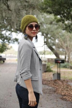 Target hat - Forever 21 blazer