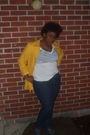 Gold-liz-claibornez-jacket-white-old-navy-shirt-burlington-coat-factoryr-jea
