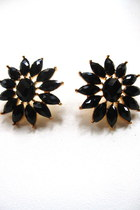 flower earring earrings