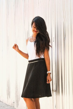 Dickies top - skirt