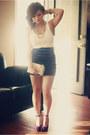 Hearts-deux-lux-bag-mary-janes-forever-21-heels-velvet-forever-21-skirt