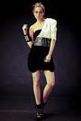 White-glitterati-blouse-black-glitterati-skirt-black-online-shoes-black-lo