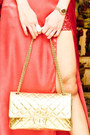Red-glitterati-dress-gold-cmg-shoes-gold-255-chanel-bag