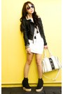 Black-topshop-jacket-white-online-dress-black-soule-phenomenon-boots-ivory