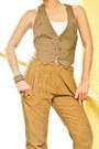 Brown-annara-finch-wedges-dark-brown-louis-vuitton-bag