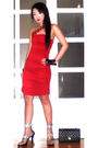 Red-glitterati-dress-black-zoo-shop-shoes-black-chanel-purse-black-zara-gl