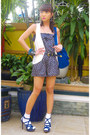 Cmg-bag-school-girl-marks-and-spencer-socks-forever21-romper-mango-vest
