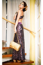 Glitterati-dress-255-reissue-chanel-bag-snake-cuff-random-brand-bracelet-f